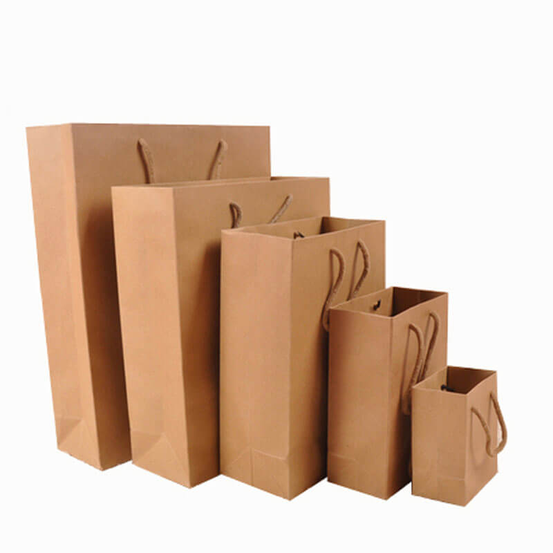 20-Piece-No-Printing-Brown-paper-bag-Shopping-Bags-Size-130-x-150-x-80-mm